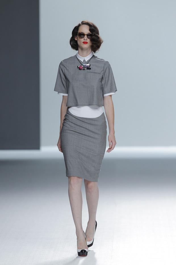 Madrid Fashion Week SS 2013: DAVIDELFIN. Изображение № 3.