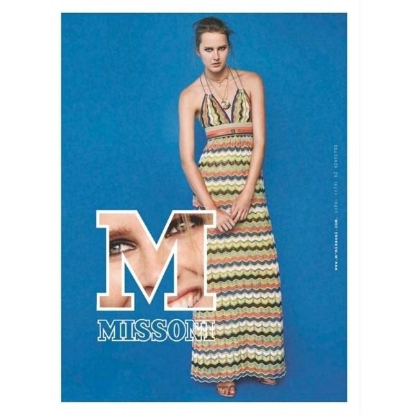 Изображение 6. Рекламные кампании: Diane von Furstenberg, Karl Lagerfeld, McQ и другие.. Изображение № 22.