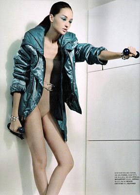 Bruna Tenorio экзотическая красота. Изображение № 40.