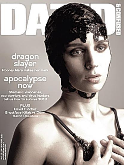 Обложки: Dazed and Confused, W и Viva! Moda. Изображение № 1.