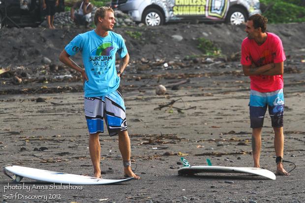 Результаты российских соревнований по серфингу Surf Jam Bali 2012. Изображение № 7.