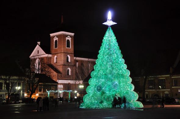 Самые необычные рождественские елки. Изображение № 3.