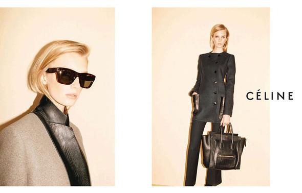Рекламные кампании: Celine, Calvin Klein, Dolce & Gabbana и другие. Изображение № 1.