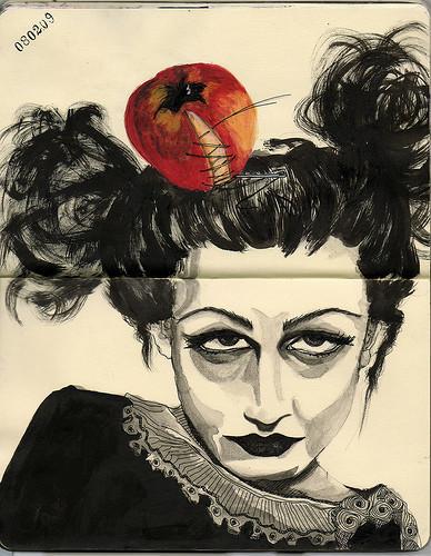 Мексиканская художница ERIKA KUHN. Изображение № 21.