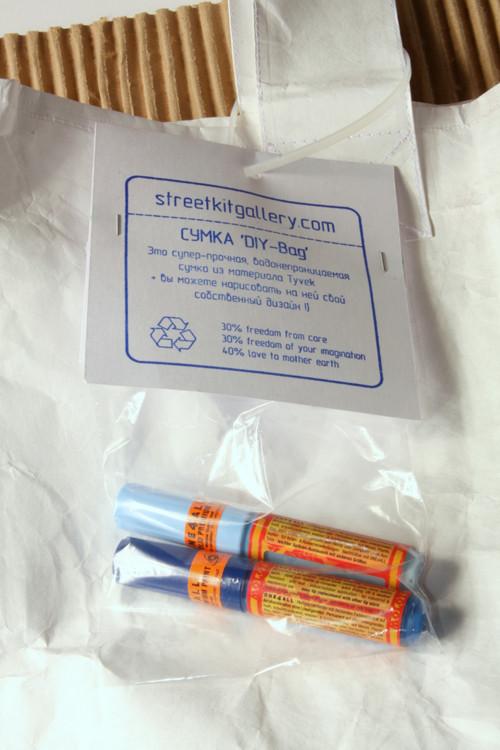 DIY-Bag от Street Kit. Изображение № 6.