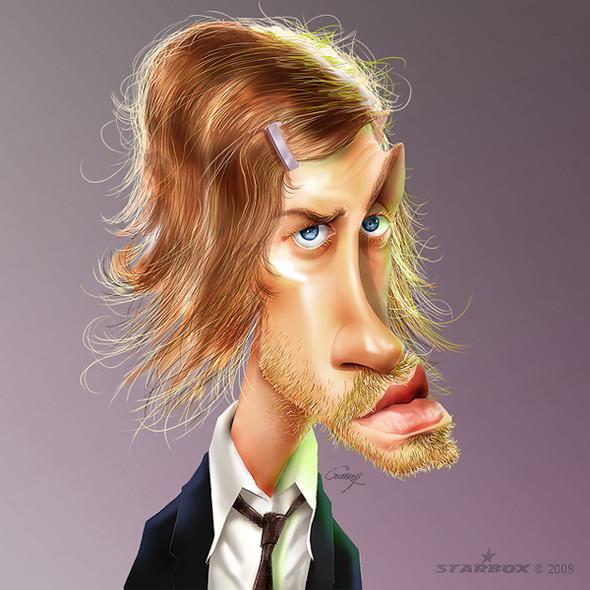 New Pop Realism или карикатуры на знаменитостей. Изображение № 20.