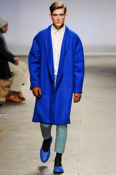 Началась Неделя мужской моды в Лондоне. Изображение № 22.