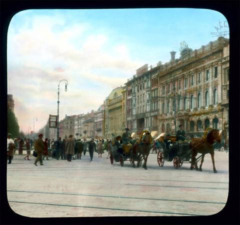 Большой город: Петербург и петербуржцы. Изображение № 72.