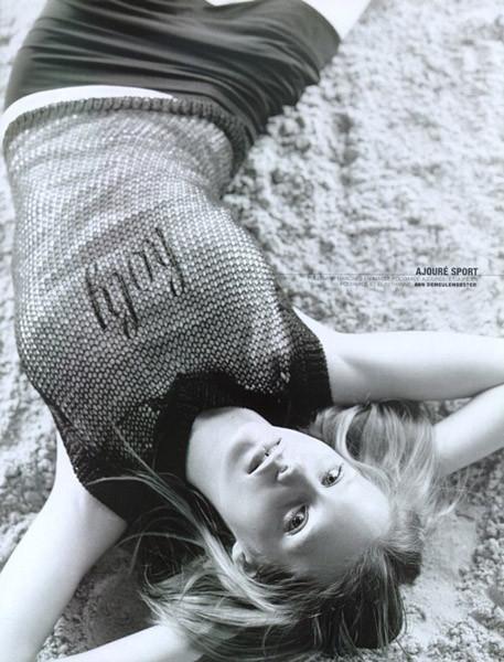 Съёмка для французского Vogue. Изображение № 14.