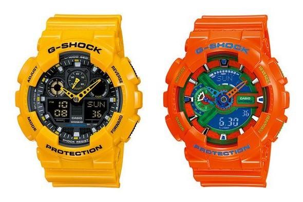 G-Shock & Мартовская коллекция от Casio. Изображение № 1.