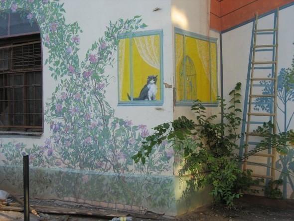 Граффити Петербурга. Изображение № 12.