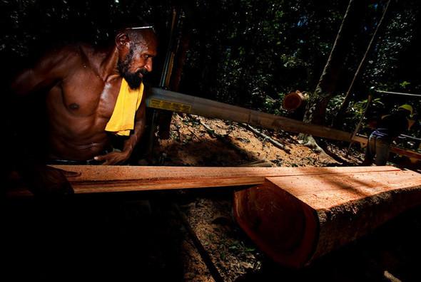 Папуа Новая Гвинея отБрента Стиртона. Изображение № 36.