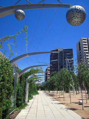 Изображение 30. Барселона: общественные пространства.. Изображение № 33.