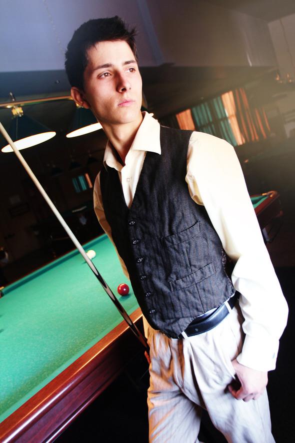 Anton Panasenko beginner model. Изображение № 6.