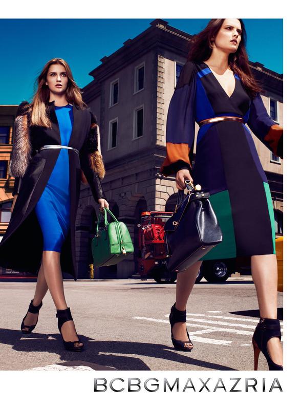 Новые кампании: Donna Karan, H&M, Mauro Grifoni, Stella McCartney, Sonya Rykiel. Изображение №5.