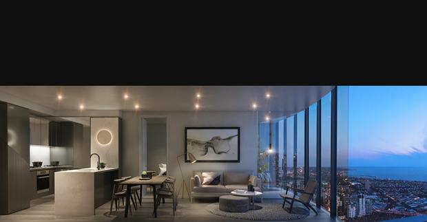 Бюро представило вдохновлённый клипом Бейонсе небоскрёб. Изображение № 15.
