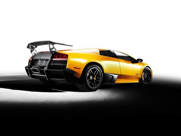 Lamborghini Murcielago LP670–4 SuperVeloce. Изображение № 1.