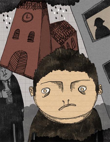Милые уродцы виллюстрациях Sandra Juto. Изображение № 26.