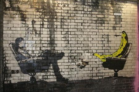Изображение 2. Cans Festival – Banksy ивсе-все-все.. Изображение № 2.