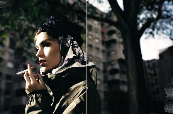 Изображение 27. Съемки: Love, Purple Fashion, Vogue и другие.. Изображение № 33.