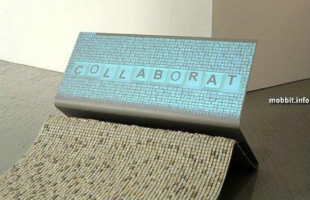 TEXTile интерактивная скульптура-клавиатура. Изображение № 5.