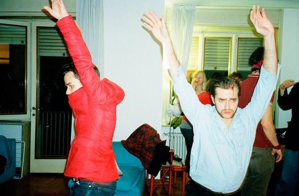 Вечеринка в стиле 80-х. Изображение № 23.