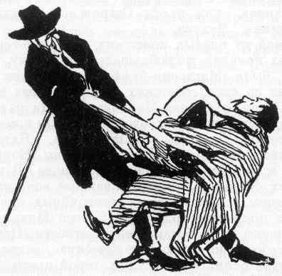 Леонид Сойфертис. рисунок, карикатура. Изображение № 11.