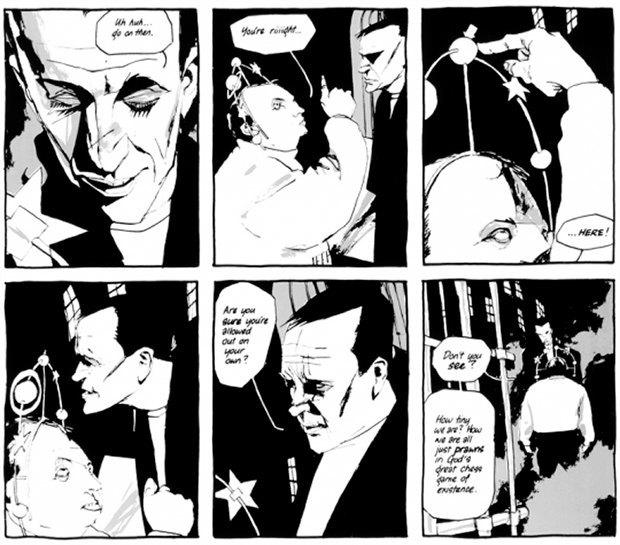 5 психоделических комиксов. Изображение № 6.