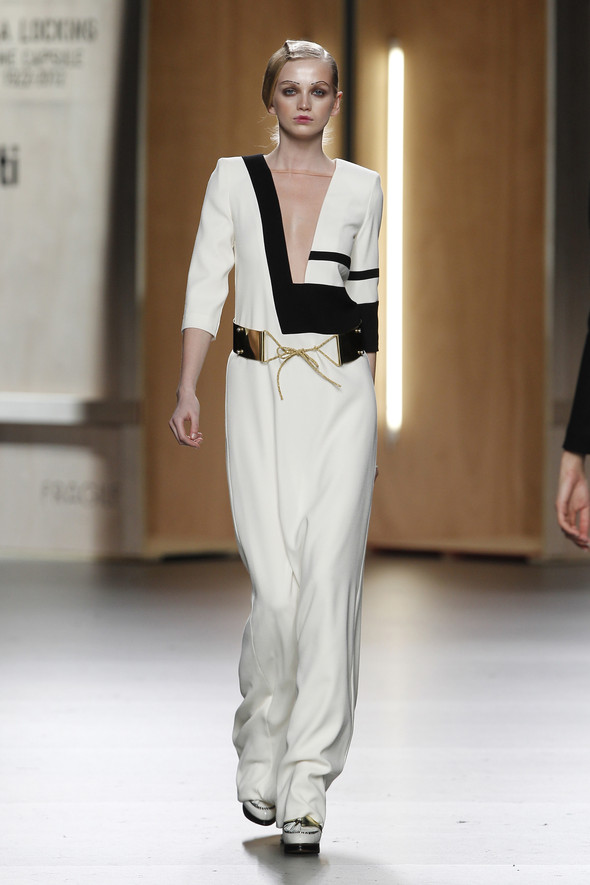 Madrid Fashion Week A/W 2012: Ana Locking. Изображение № 29.