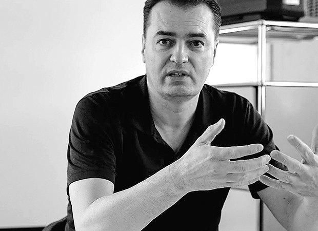 Патрик Шумахер, директор Zaha Hadid Architects. Изображение № 18.