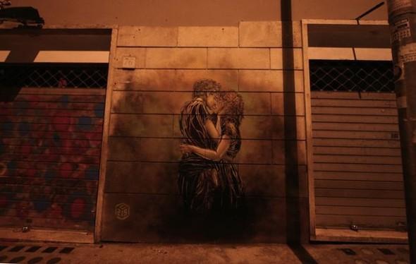 Искусство на улицах. Изображение № 18.