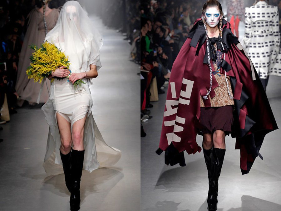 Неделя моды в Париже: Дни 5 и 6. Изображение № 28.