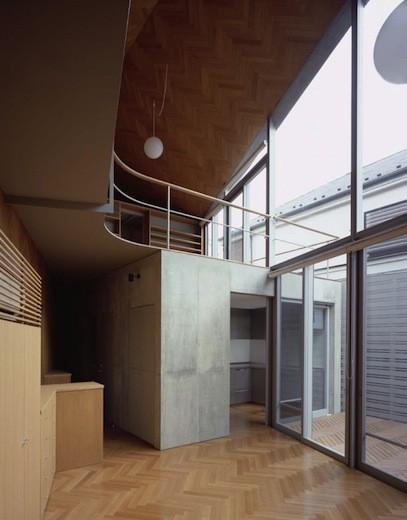 А-ля натюрель: материалы в интерьере и архитектуре. Изображение № 95.