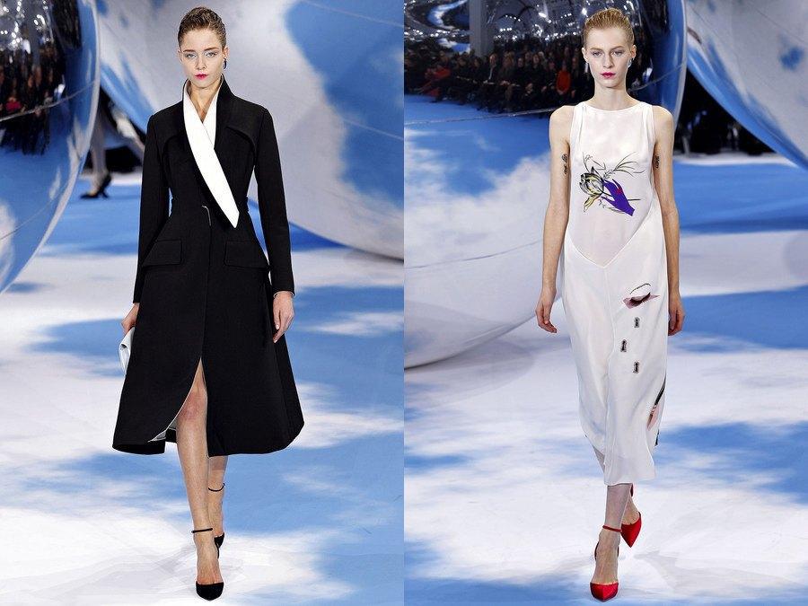Неделя моды в Париже:  Дни 3 и 4. Изображение № 11.