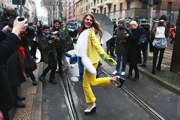 Анна Делло Руссо, фото из блога Streetfsn. Изображение № 34.
