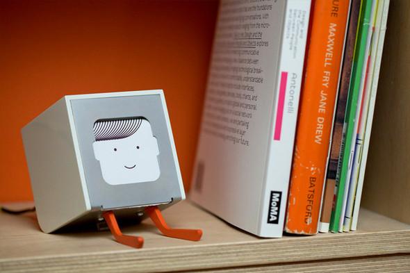 Little Printer - мини принтер от BERG. Изображение № 2.