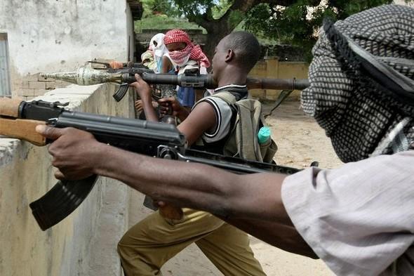 Сомали: война вфотографиях. Изображение № 13.