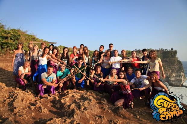 """Осенние приключения на Бали """"SurfsUpCamp"""". Изображение № 4."""