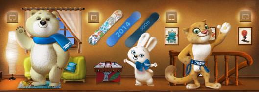 Представлена инфографика талисманов Олимпийских игр. Изображение № 2.