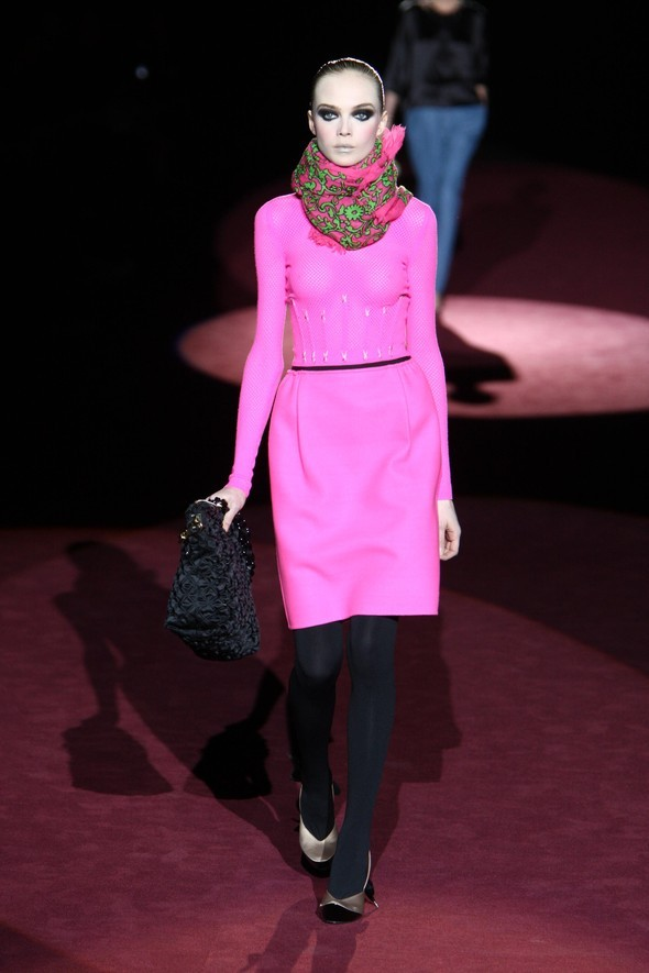 Marc Jacobs fall winter 2009–2010. Изображение № 13.