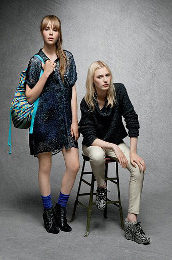 Лукбук: Urban Outfitters Fall 2011. Изображение № 30.