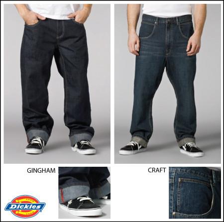 Dickies весна 10. Просто одежда для непростого человека. Изображение № 7.
