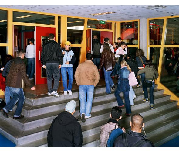 Классный час: Школьники в документальных фотографиях. Изображение № 81.