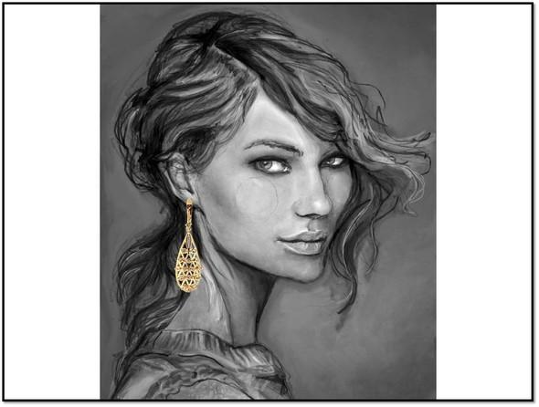 Beautiful lady. Изображение № 11.