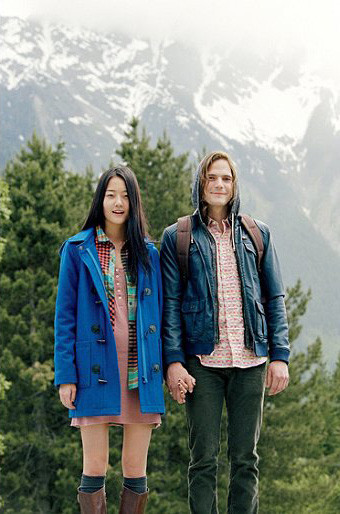 Лукбук: Urban Outfitters Fall 2011. Изображение № 42.