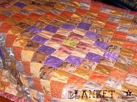 Ручные одеяльца. Изображение № 4.