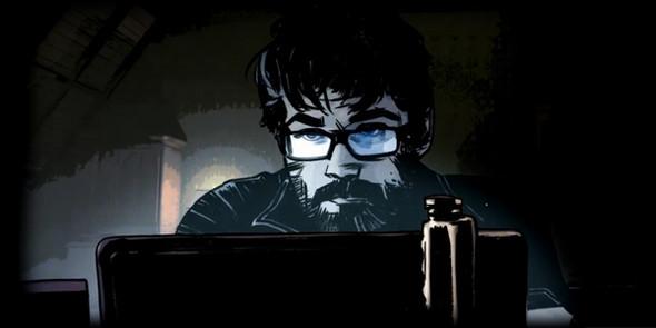 Режиссер Эдгар Райт запустил интерактивный веб-комикс. Изображение № 1.
