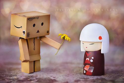"""Традиционная японская Кукла-талисман """"Кокеши"""". Изображение № 4."""