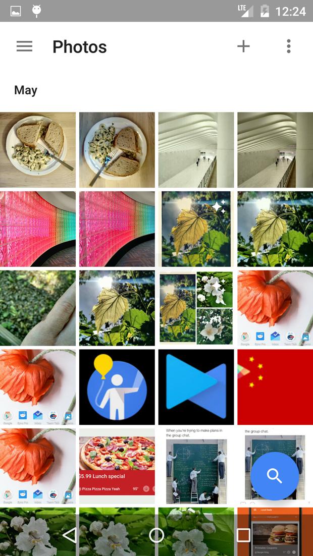 СМИ выложили скриншоты приложения Google для фотографий . Изображение № 16.