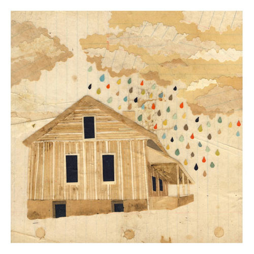 Клей, ножницы, бумага: 10 современных художников-коллажистов. Изображение № 50.